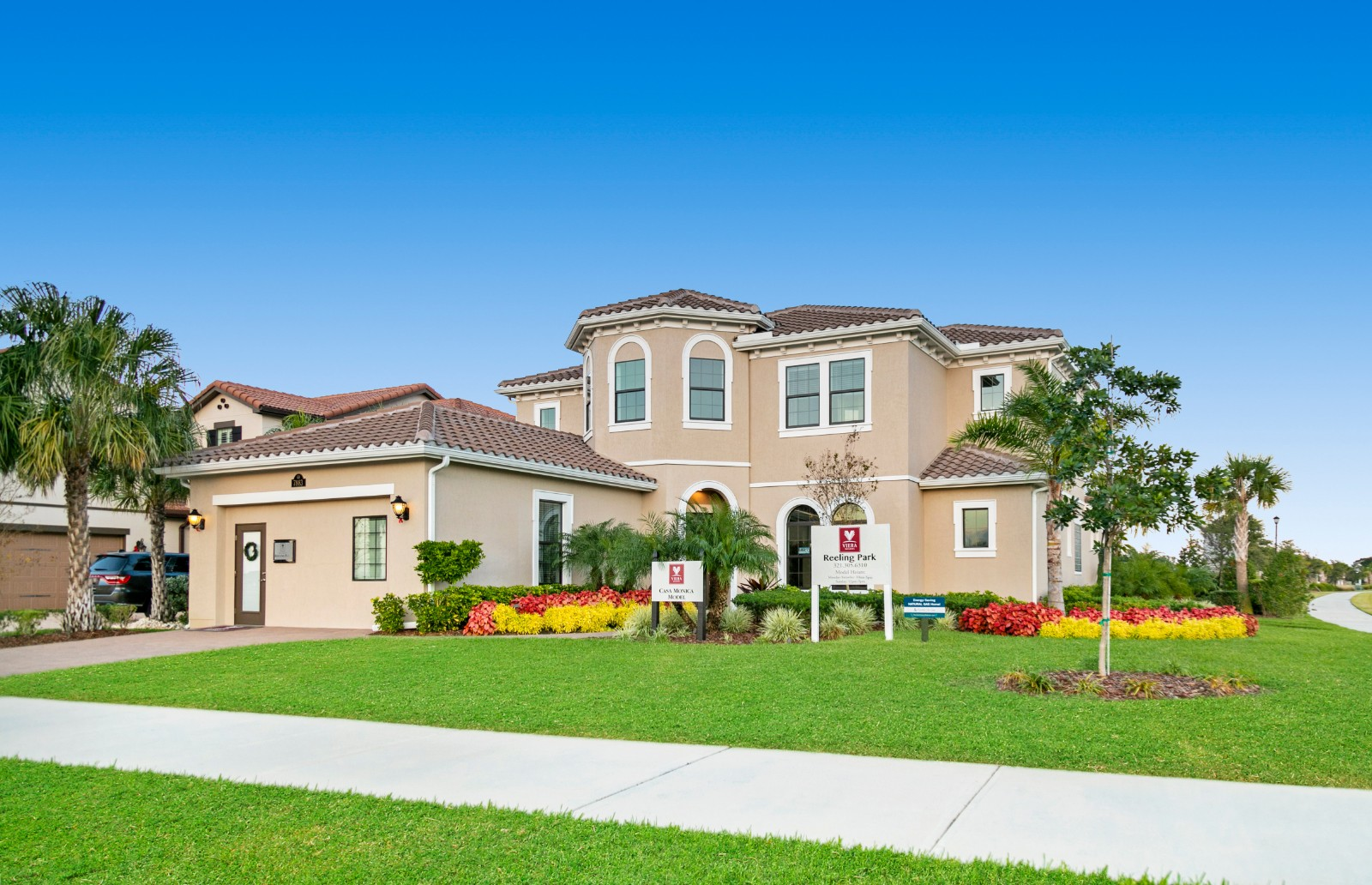 Reeling Park at Viera Homes