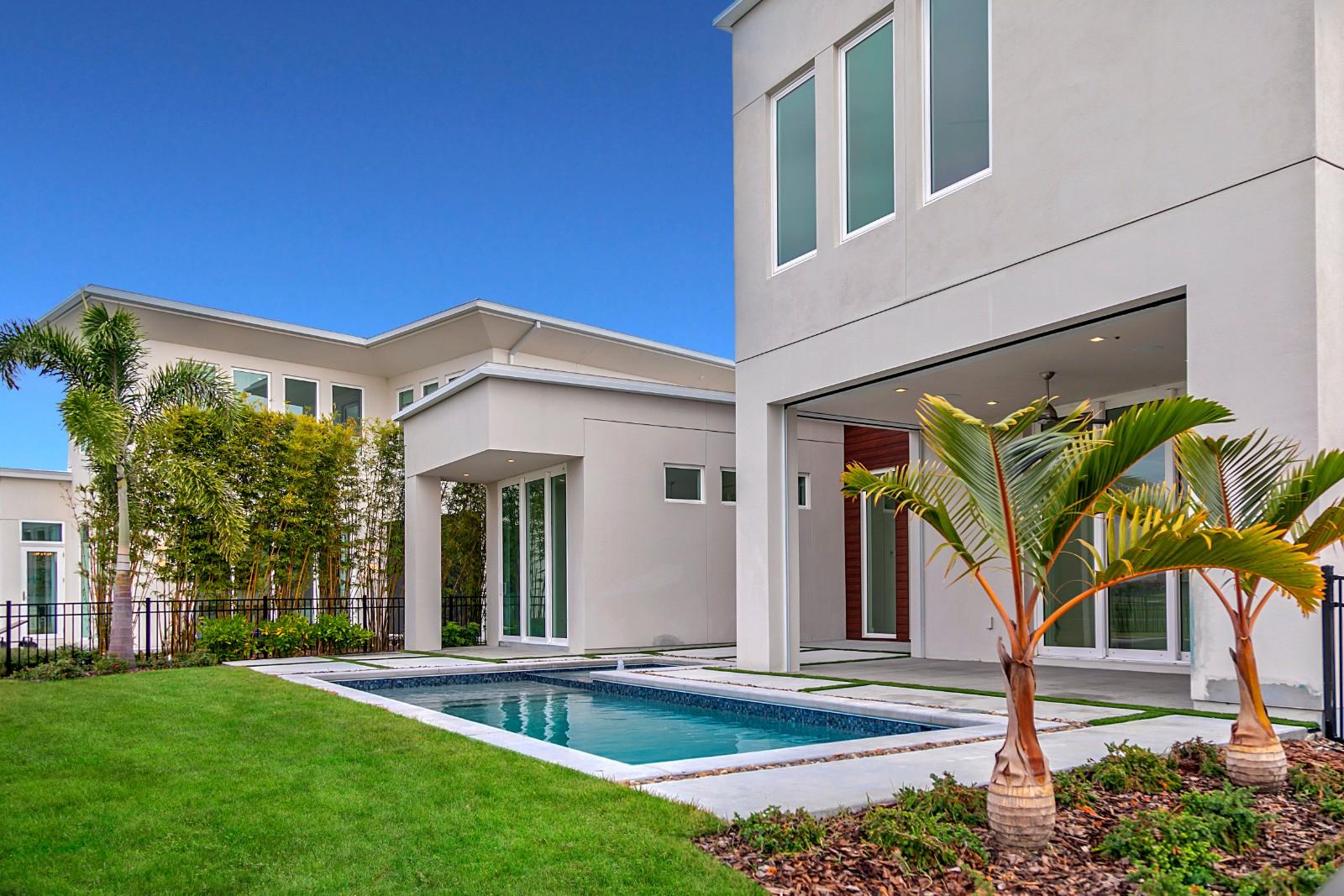 Modern Duran at Viera Homes